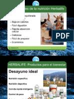 108761424 Productos Herbalife Despues Charla Nutricion Diapositivas