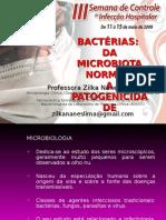 Bacterias Da Microbiota Norma a Patogenicidade