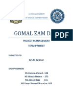Introduction to Project Management- Report | Project Management