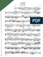 Bach Partita Sarabande