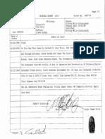 Wazed Sajeeb Criminal Docket