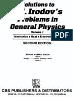 Solutions pdf irodov