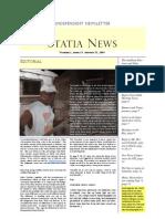Statia News No. 13