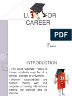 Alumni For Career