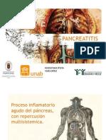 Pancreatitis Cx Gral