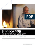Ray Kappe | What Makes A Legend