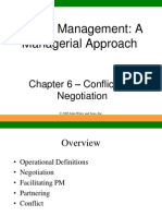 ch06 conflict and negotiation