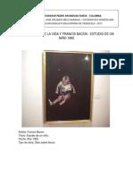 Expresionismo Francis Bacon