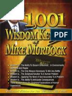 1001 Wisdom Keys of Mike Murdock