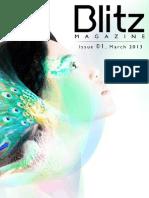 Blitz Magazine, Issue 1