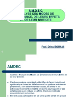 AMDEC simplifiée