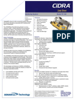 Sonartrac BI0012 VF100 Data Sheet f