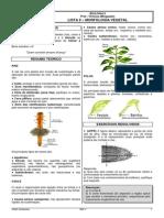Pcasd Uploads Vinicius2 Listas Lista 9 Morfologia Vegetal
