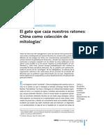 El Mito de China