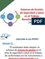 Sistemas de Gestión de SST basados en la ley 29783