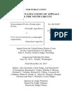 Patel v. City of Los Angeles, No. 08-56567 (9th Cir. Dec. 24, 2013)