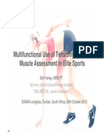 Multifunctional use of tensiomyography assessments in elite sports