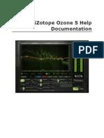 iZOzone5 Manual