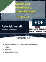 4.2 Asterisk Install