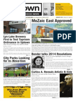 January 2014 Uptown Neighborhood News