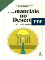 Lettie B. Cowman - Manaciais No Deserto