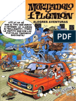 Mortadelo y Filemon Alegres Aventuras