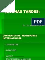 DIPriv. 21-10-08.Doc Filminas C. de Transporte