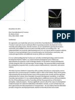 Etna JEDZ Opposition Letter