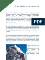 El Alpinismo de México y sus ídolos de barro