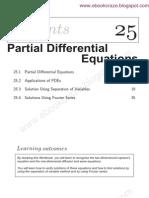 25 1 Partial Diffrntl Equatns