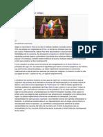 Historia de la piñata