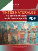 12 Tintes Naturales Maya Mesoamerica Etnobotanica Codice Artesania Prehispanico Colonial Tzutujil Mam