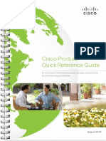 Cisco Quick Reference Guide_August_2010