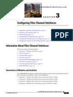 Cisco-Configuring FC Interfaces