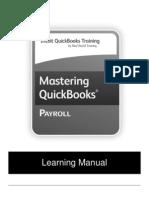 Mastering QuickBooks Payroll 2013