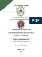Factores de Riesgo Materno Para Obito Fetal HLC 2003-2008
