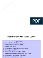 Indian Business Law