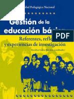 Gestion de La Educacion Basica (1)