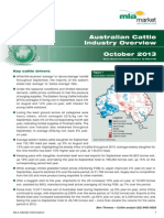 MLA Cattle-Industry-Overview October 2013