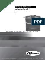 Amanco Manuais Fossas Septicas 2013 v2
