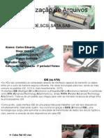 organizaçao de arquivo