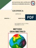 Capitulo II a Metodo Gravimetrico