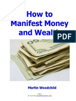 Manifest Money and Wealth