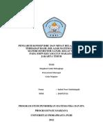 Contoh Bab 4 Skripsi Teknik Informatika Unindra Kumpulan Berbagai Skripsi