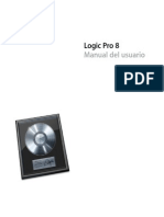 Logic Pro 8 Manual
