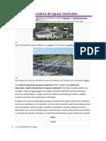 Estación depuradora de aguas residuales 2412013
