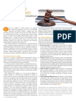 Marler Food Industry Legal Profile