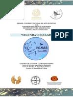 Segunda Circular - 1erCONAR (1)