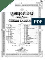 Op.4 - Tarantelle No.1