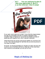 Magic of Making Up Free eBook Download Here NOW
